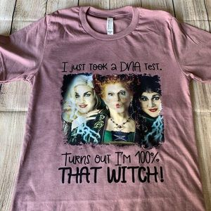 Hocus Pocus 100% that witch tee